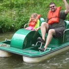Go Paddle Boating at Creekside in Gahanna, OH