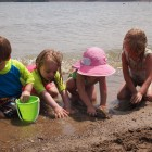 A Day at the Beach: Visit Alum Creek State Park in Delaware, Ohio