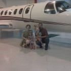 Kids are Pilots for the Day at Don Scott Airport in Columbus, OH