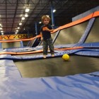 Sky Zone: Extreme Bouncing in Lewis Center, Ohio