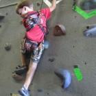 Rock Climbing at Vertical Adventures in Columbus, OH