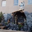 Nativity Scene at State Auto Insurance Building