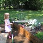 Family Volunteer Idea: Gardening & Community Gardens